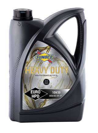 HEAVY DUTY EURO HPD 10W-30