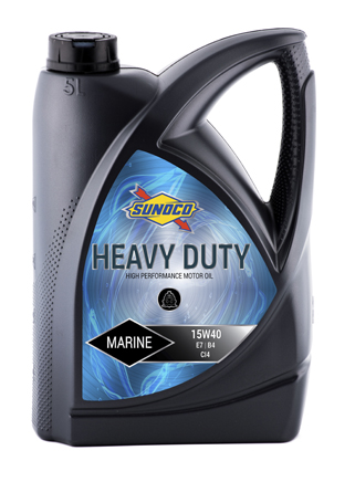 HEAVY DUTY MARINE 15W-40