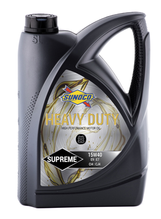 HEAVY DUTY SUPREME 15W-40