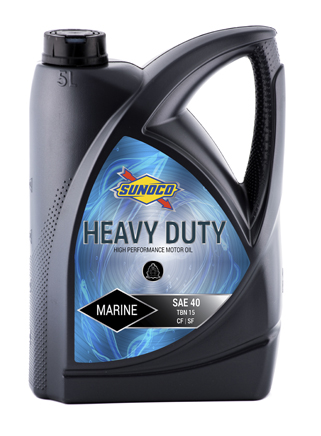 HEAVY DUTY MARINE SAE 30, 40 & 50